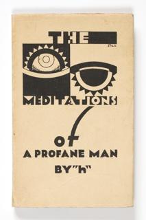 Book, The Meditations of a Profane Man