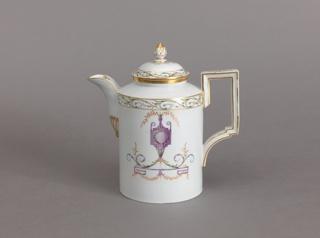 Coffeepot with Urn Pattern Coffeepot