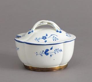 Sugar Bowl (Sucrier) Sugar Bowl, 18th century