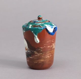 Jar And Lid (USA)