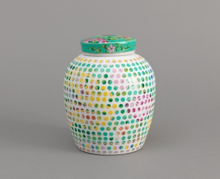 Vessel XL from the Spotted Nyonya Series Vessel