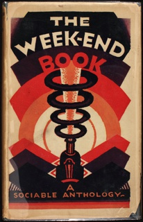 Book, The Week-End Book, a Sociable Anthology