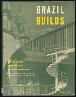 Book, Brazil Builds: Architecture New and Old 1652-1942, 1943