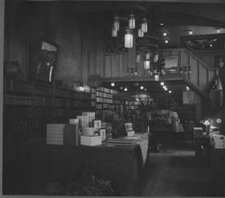 Reproduction, Interior of Paul Elder & Company
