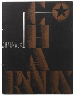 Brochure, Charnaux
