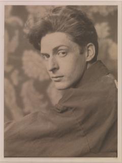Photograph, E. McKnight Kauffer