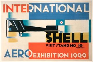 Poster, International Aero Exhibition