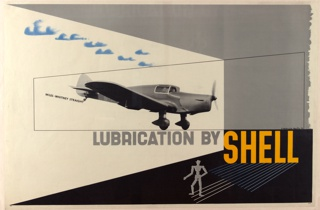 Poster, Lubrication by Shell
