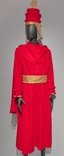 Costume, Red King for Checkmate