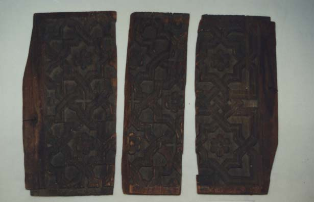 Fragment, Panel (possibly India)