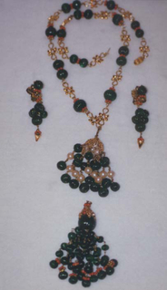 Pendant (India), ca. 1960–70