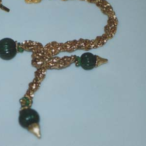 Necklace (India), ca. 1960–70