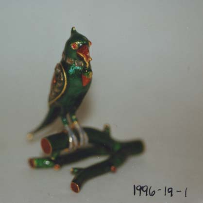 Bird Figure, possibly 18th century