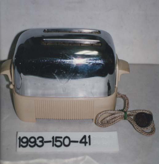 """A"" model Toaster, ca. 1950"