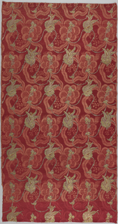 Textile (Italy or Northern Europe)