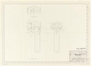 Drawing, Schematic Component Layout, Futuramic 2, for Minneapolis Honeywell Regulator Co.