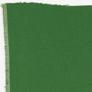 Plain coarse weave in solid emerald green.