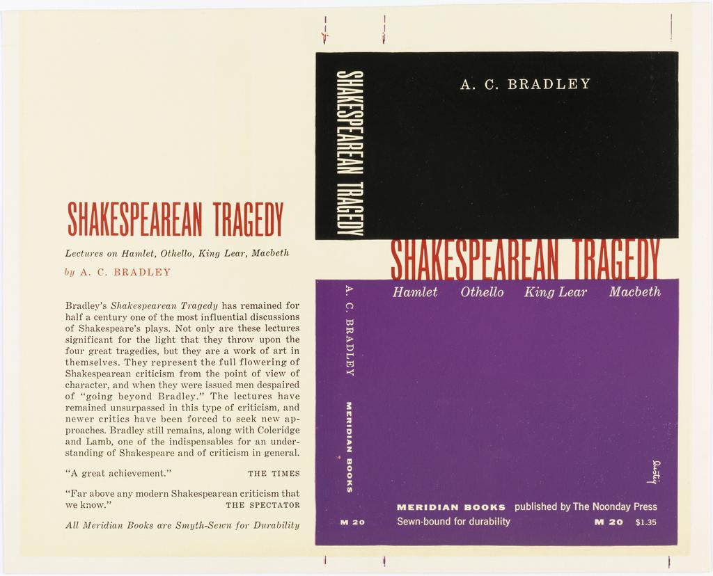 hamlet as a shakespearean tragedy