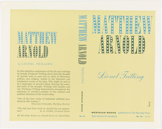 Cream colored book cover with black and light blue text.