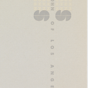 Letterhead with name of enterprise printed in light grey across the top.