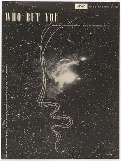 Sheet Music, Who But You by Nacio Herb Brown