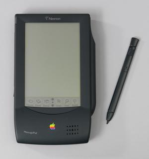 Newton MessagePad Personal Digital Assistant
