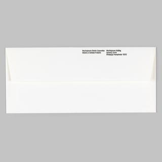 Print, Westinghouse Envelope