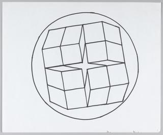 Drawing, Citibank Logo Design