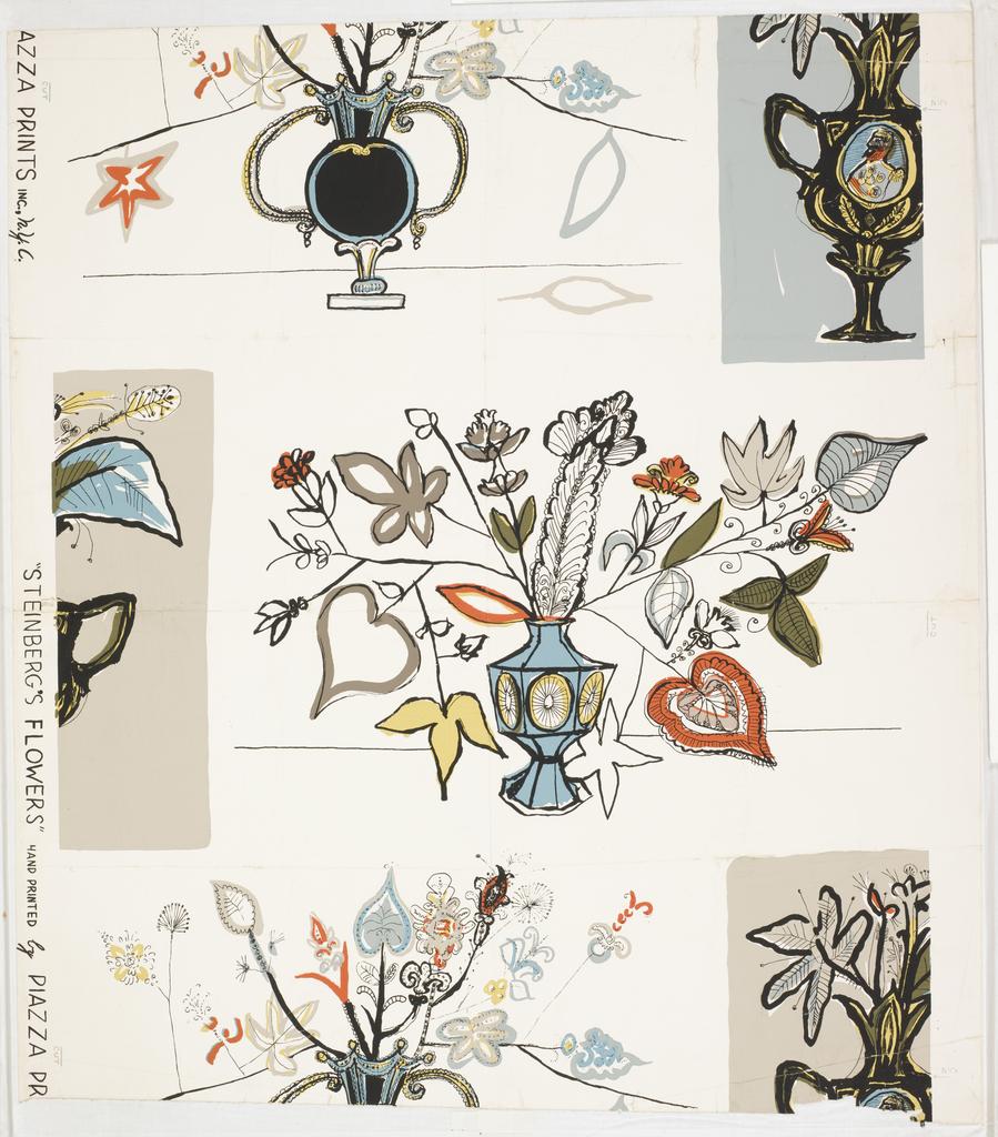 Sidewall, Steinberg's Flowers