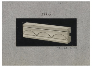 Photograph, Photograph of the Construction of a Mass-operational House Designed by Hector Guimard (No. 12)