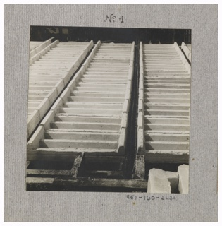 Photograph, Photograph of the Construction of a Mass-operational House Designed by Hector Guimard (No. 34)