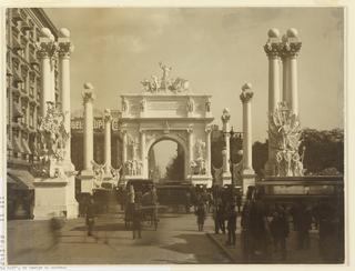 Photograph, The Dewey Arch, Madison Square, New York