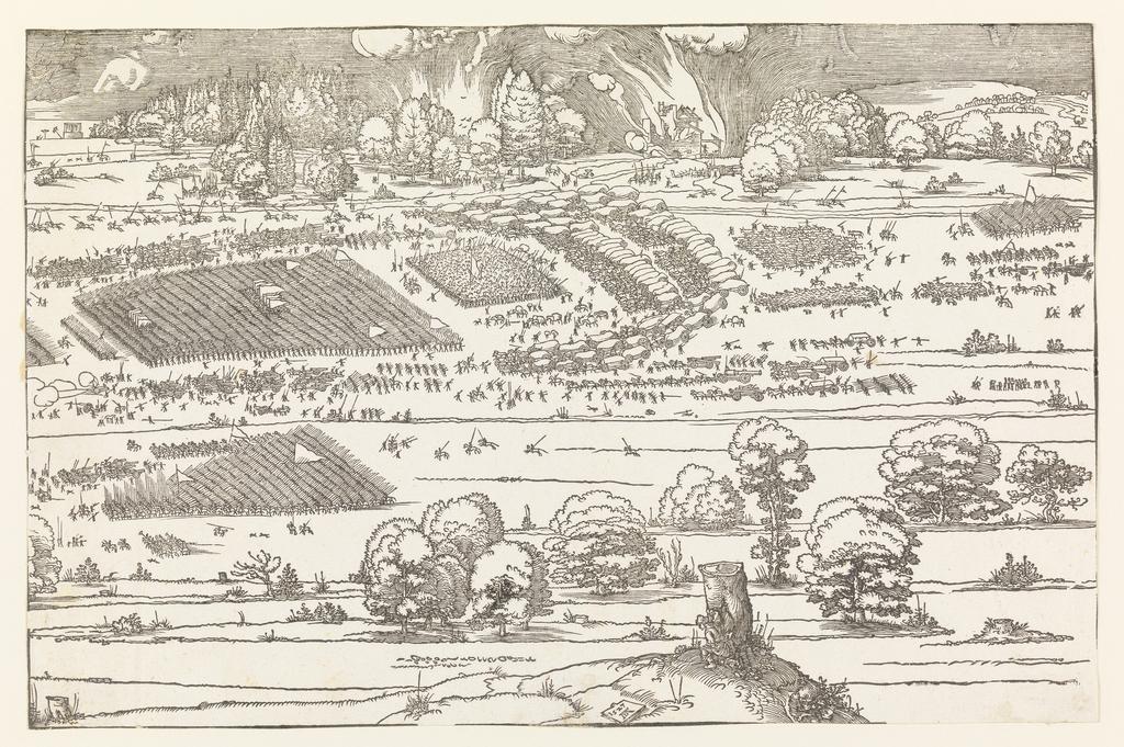 Print, Siege of a City (Part 2)