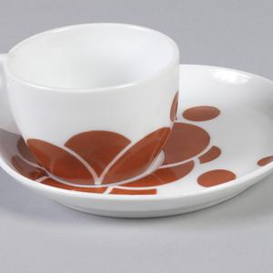 Cup And Saucer (Austria)