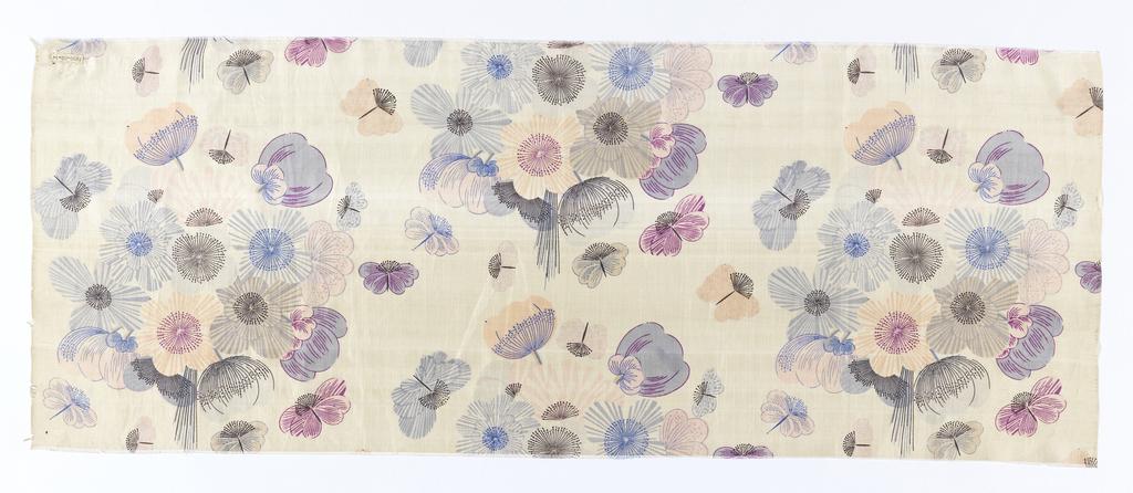 Textile, Anemone