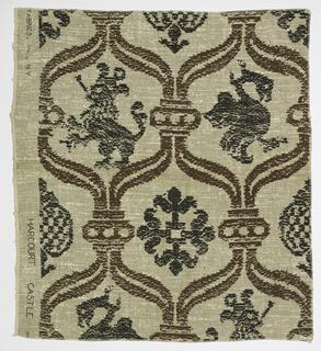 Textile, Harcourt Castle