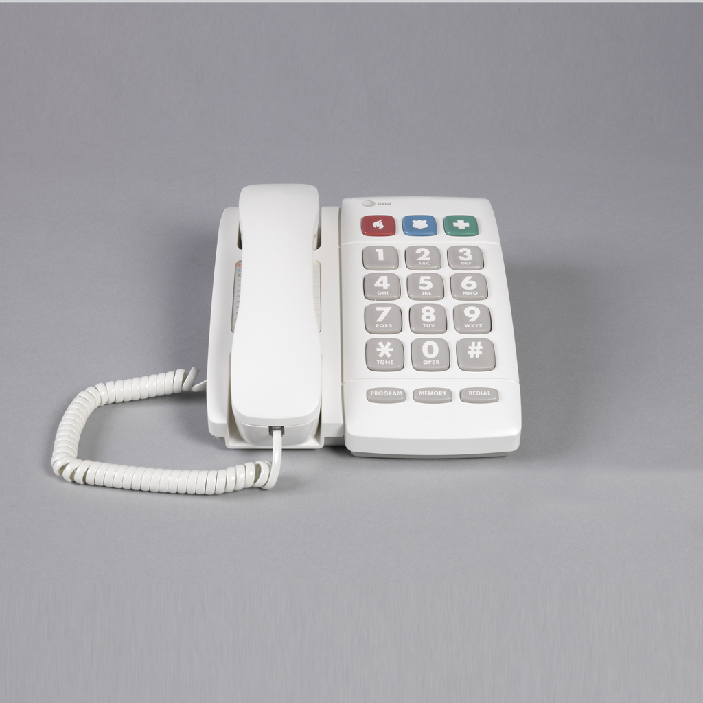 Big Button Deluxe Telephone