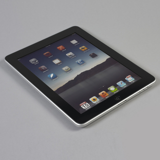 iPad Tablet Computer, 2010