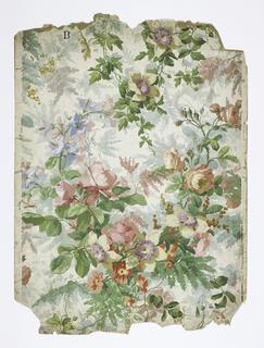 Sidewall - Floral (France)