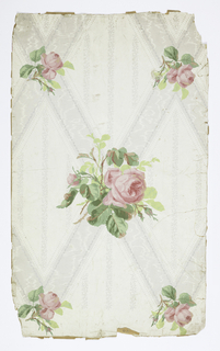 Sidewall - Floral (possibly France)