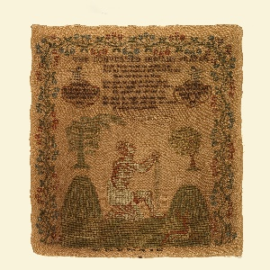 Sampler (England or United States)