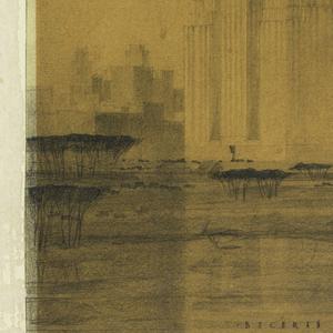 Drawing, Design for a Skyscraper