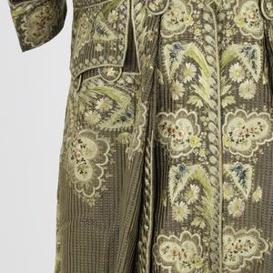 Man's Coat (France)