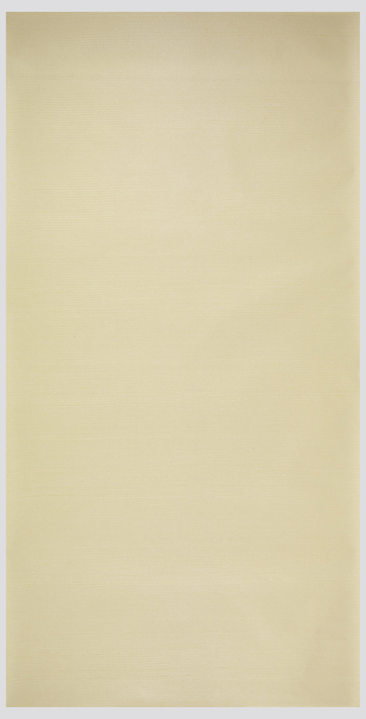 Even yellow paper with texture effect of faint horizontal lines reminiscent of ribbed or corded fabric like corduroy.