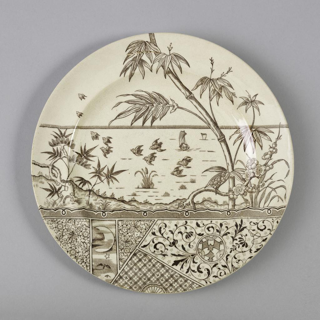 Melbourne Plate
