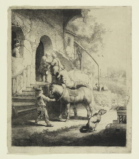 Print, The Good Samaritan
