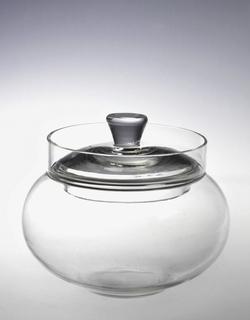 Sugar Bowl And Lid