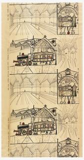 Textile, Trains