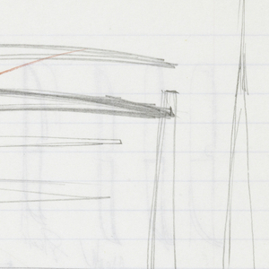 Flatware designs; recto: knives; verso: spoons, forks, and knives.