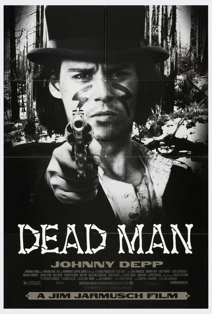 Poster, Dead Man